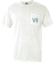Succulent V8 Pocket Tee