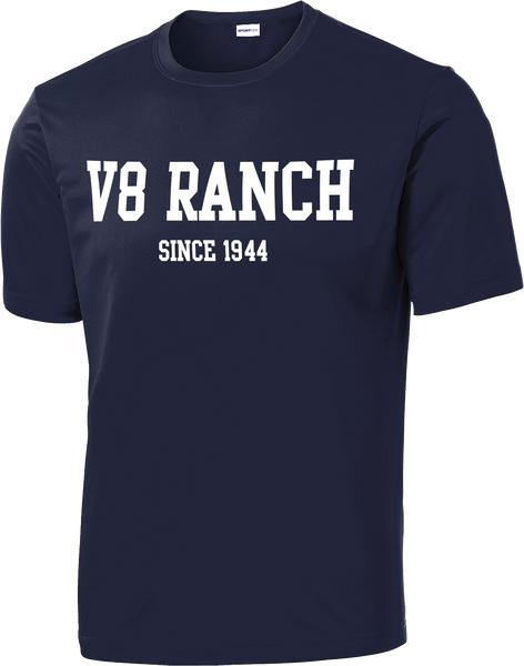V8 Ranch Performance Tee