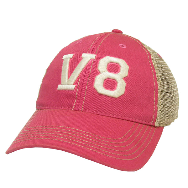 V8 Pink Ladies Cap