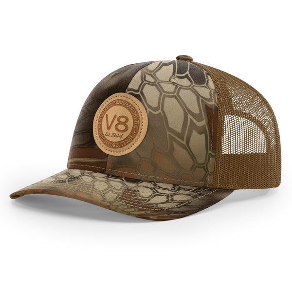 V8 Ranch Kryptek® Camo Cap