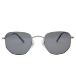Load image into Gallery viewer, Just Because Silver sunglasses, cevcollection