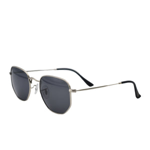 Just Because Silver sunglasses, cevcollection