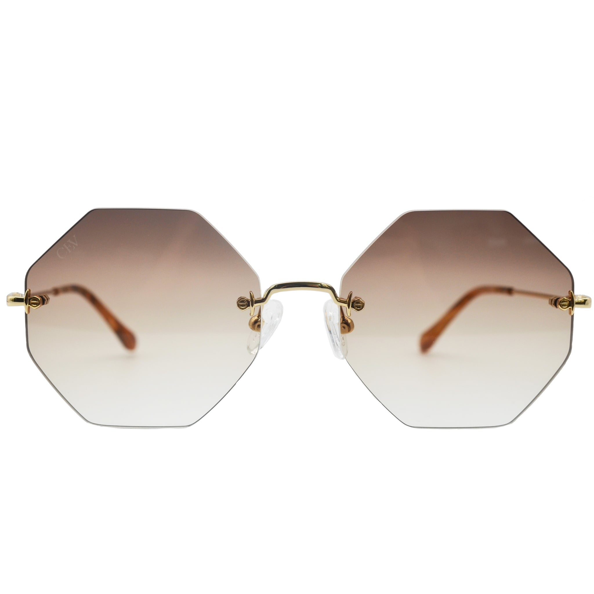 Rosè Brown sunglasses, cevcollection