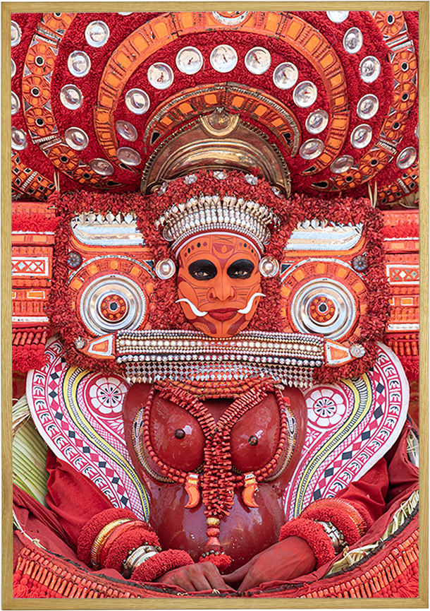 God of Theyyam