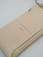 Woven iPhone Pouch - Natural