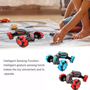 Gesture Control Toy Vehicle