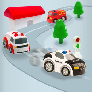 Car Adventure Toy