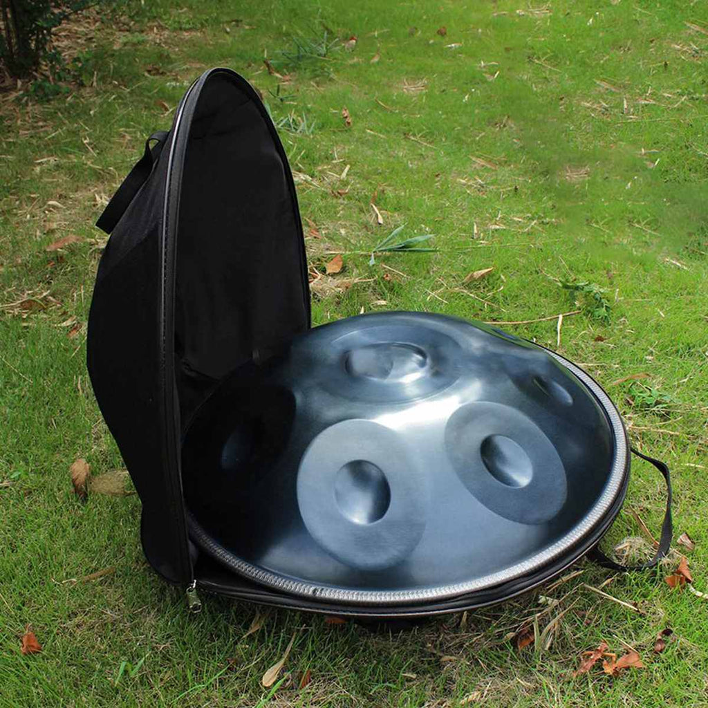 Genuine D-minor 9 Scale Handpan