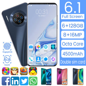 2020 New Model M31 Smartphone - Hot sale only 360RM - Cash On Delivery