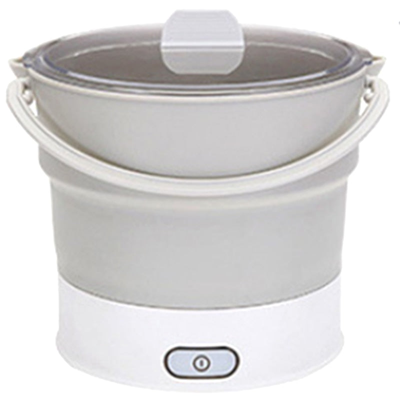 Multifunctional Folding Electric Pot, made of food grade silicon