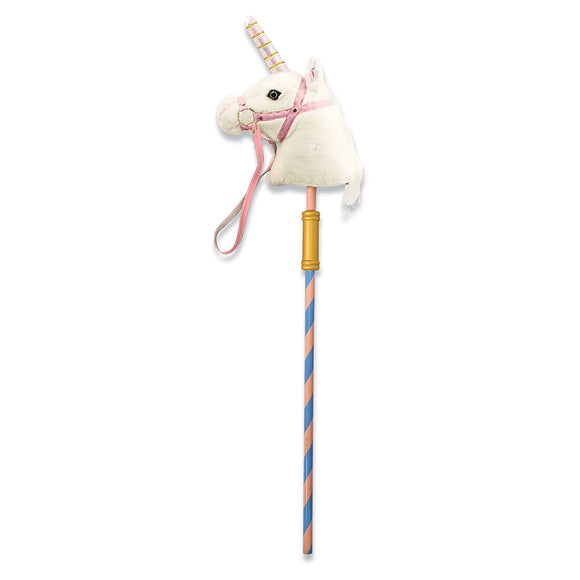 Prance-n-Play Stick Unicorn Toy Melissa and Doug