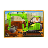 Construction Puzzles in a Box Melissa and Doug