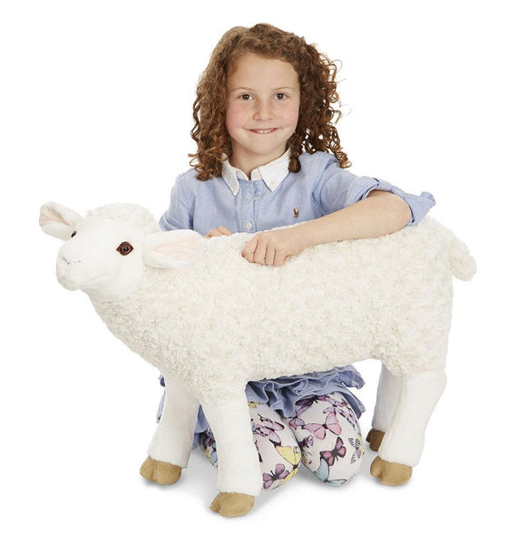 Sheep - Plush Melissa and Doug