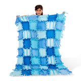 Created by Me - Striped Fleece Quilt Melissa and Doug