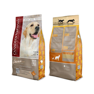 Canadian Naturals Value Series Dog Grain Free Chicken 5LB Dog Food Canadian Naturals