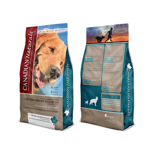 Canadian Naturals Value Series Dog Chicken & Rice 30LB Dog Food Canadian Naturals