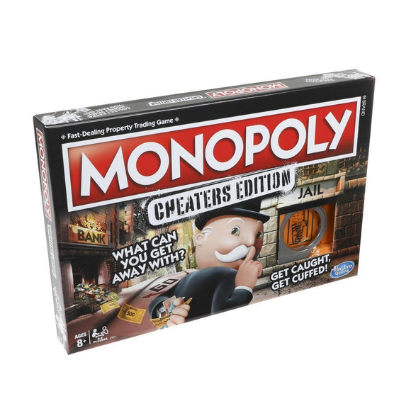 Monopoly Cheater's Edition Toy Melissa and Doug