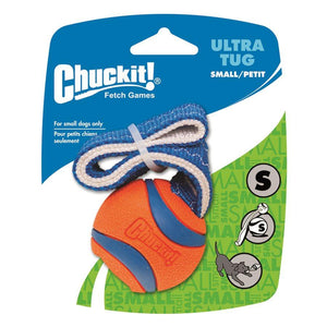 Chuck It Tug, Shake & Toss Ultra Tug Small Dog Supplies Chuck IT!