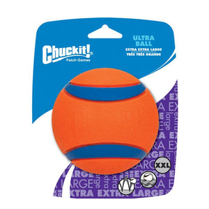 CHUCK IT! Launcher Compatible Ultra Ball Extra Extra Large Dog Supplies Chuck IT!