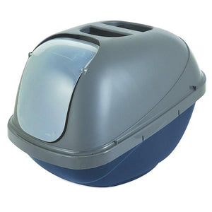 Petmate Large Basic Hooded Litter Pan Cat Supplies Petmate