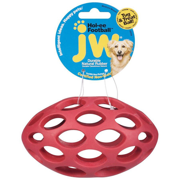 JW Hol-ee Football Medium Dog Supplies JW Pet Products