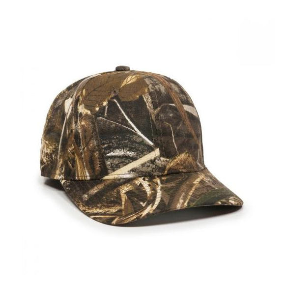 Outdoor Cap Plastic Snapback Variety Styles Hunting Continental Sports Inc. Camo Variety