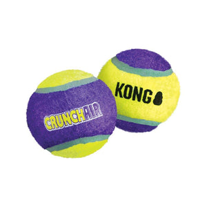 KONG CrunchAir Balls Medium Bulk Dog Supplies KONG