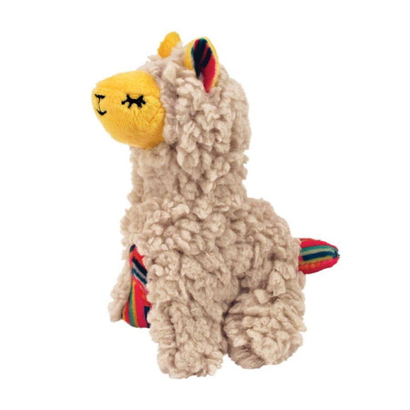 KONG Cat Softies Buzzy Llama Cat Supplies KONG