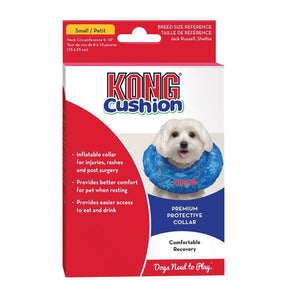 KONG Cushion Collar Small Dog Supplies KONG