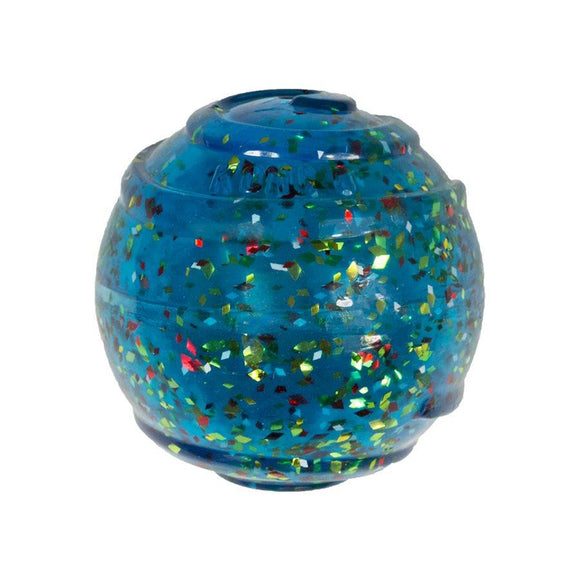 KONG Squeezz Confetti Ball Medium Dog Supplies KONG
