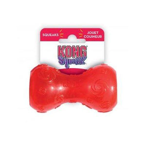KONG Small Squeezz Dumbbell Dog Supplies KONG