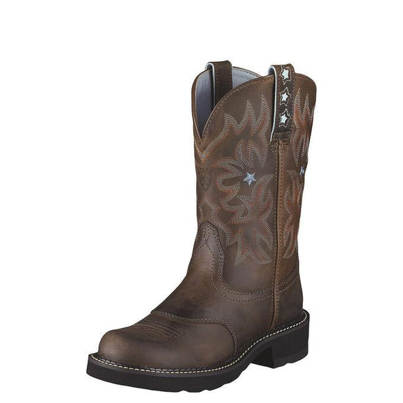 Probaby Western Boot Boots Ariat Brown 7 B