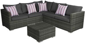 Seasonal Trends 69862 Chat Set, Polyester Outdoor Furniture Seasonal trends