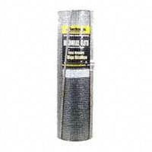 Jackson Wire 11 05 23 13 Hardware Cloth, 1/4 x 1/4 in Mesh, 50 ft L, 24 in W, 23 ga Fencing Jackson wire