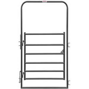 Behlen Country 44121187 Utility Arch Gate, 4 ft L, 8 ft H, Steel Fencing Behlen/farmaster
