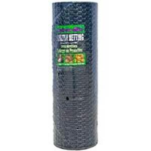 Jackson Wire 12 01 45 29 Poultry Hex Netting, 1 in Mesh, 150 ft L, 36 in W, 20 ga Fencing Jackson wire
