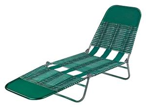 Seasonal Trends S65002-G Folding Lounge, Green Outdoor Furniture Seasonal trends