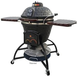 VISION GRILLS CG-701BOCCSB2-B Charcoal Grill Grills, Smokers & Fireplaces Vision grills