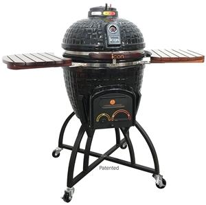 VISION GRILLS CG-401BOCCSB2-A Charcoal Grill Grills, Smokers & Fireplaces Vision grills