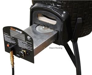 VISION GRILLS VGK-GPAK-C1 Quick-Change Gas Insert, For Vision Ceramic Kamado Grill Grills, Smokers & Fireplaces Vision grills