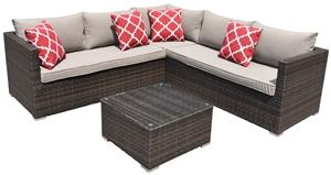 WESTFORD SET CHAT SCTNL HANGTG Outdoor Furniture Seasonal trends
