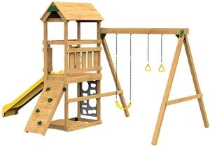 PLAYSTAR PS 7712 Build It Yourself Playset Kit Playground Equipment Playstar