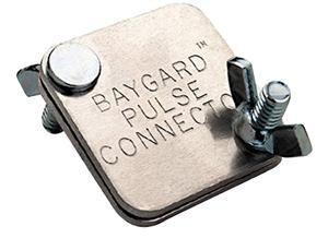 Baygard Multi-Purpose Pulse Connector, 1/2 in, Aluminum Fencing Parker mccrory mfg.