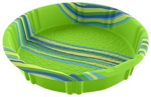 H2O Pool, 3.9 in W, Polyethylene, Round Swimming Pools Gracious living corpora