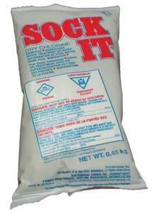 Sock It 52-46020-50 Pool Cleaner, 454 g Pool & Spa Chemicals Sani marc