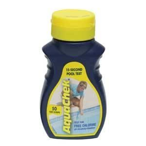 SANI MARC 49-1256 Test Strip, Yellow Pool & Spa Chemicals Sani marc