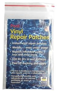JED POOL TOOLS 35-240 Pressure-Sensitive Repair Patch, For Pools, Toys, Vinyl Liners Pool Cleaning & Maintenance Jed pool tools