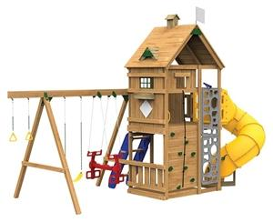 PLAYSTAR PS 7716 Build It Yourself Playset Kit Playground Equipment Playstar