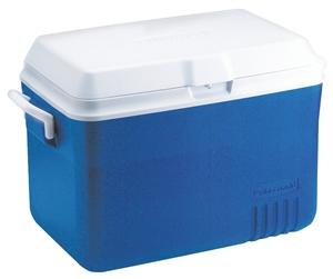 Rubbermaid 1931021 Ice Chest/Cooler, 50 qt, 23.38 in L x 14.18 in W x 15-1/2 in H, Side Swing, Comfort Grip Handle Ice Chests & Coolers Rubbermaid canada