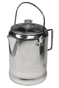 728 6-9 CUP ALUM'N PERCOLATOR/ Camping & Outdoor World famous sales of